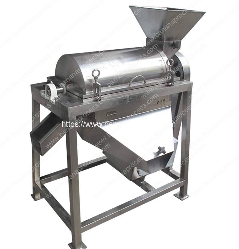 Automatic-Banana-Puree-Pulper-Machine