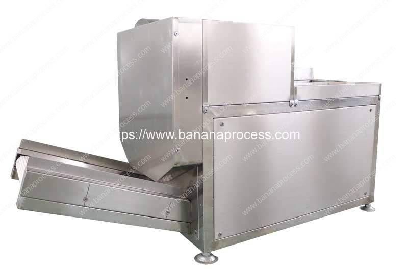 Automatic-Round-Banana-Chips-Cutting-Machine-with-Conveyor