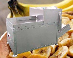 Automatic-Round-Banana-Chips-Cutting-Machine-with-Discharge-Conveyor