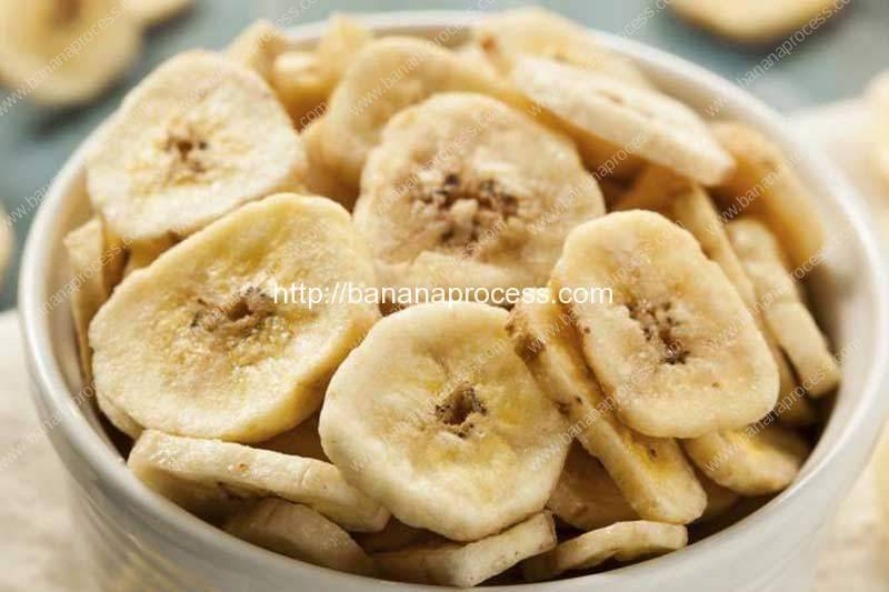 Dehydrated-Banana-Chips-Production-Line