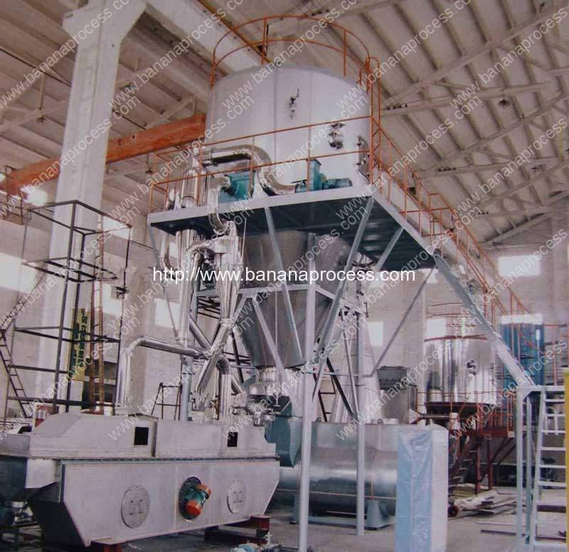 Full Automatic Plantain Banana Powder Production Line