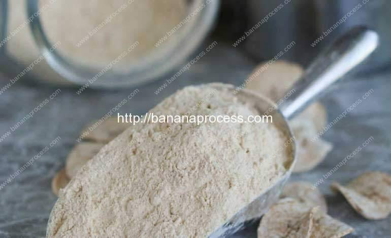 Plantain Flour: Healthier Substitute for Wheat and Other Flours