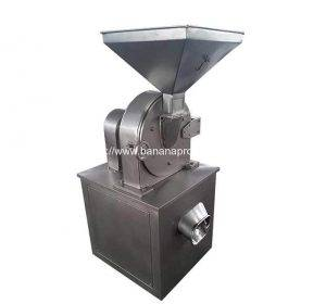 Automatic Banana Flour Grinder Machine