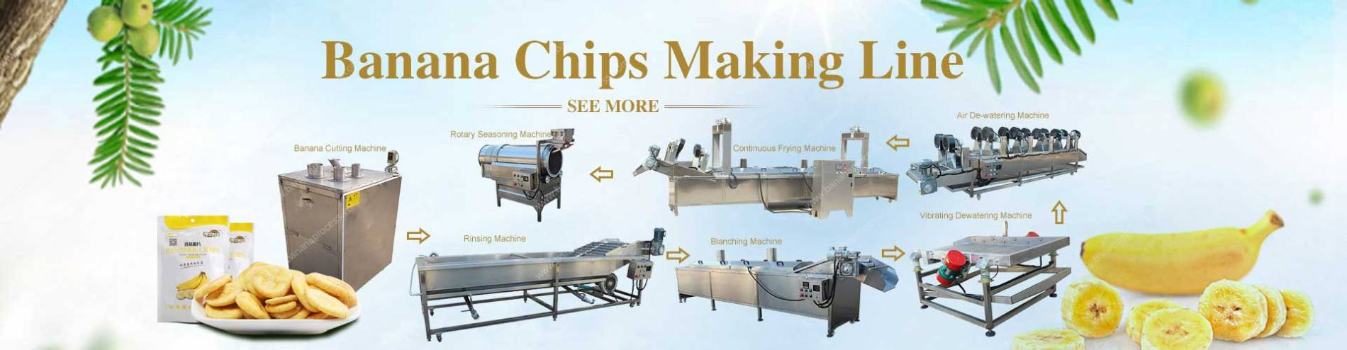 full-automatic-frying-plantain-chips-production-line