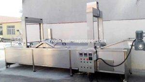 Full Automatic Banana Chip Frying Machine for Sale