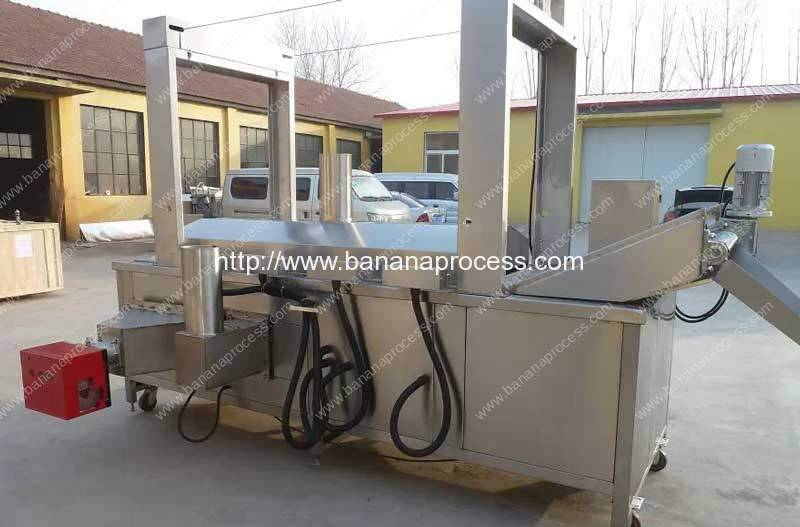 Natural-Gas-Fired-Full-Autoamtic-Banana-Chip-Frying-Machine-for-Sale