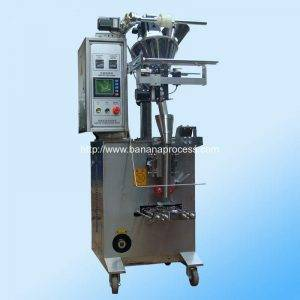 Automatic Small Bag Banana Flour Packing Machine for Sale