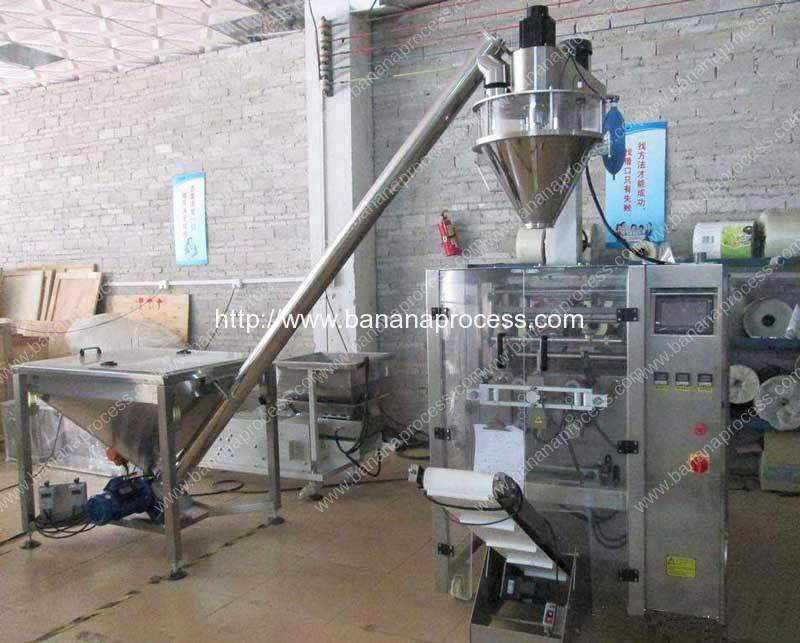 Automatic Banana Flour Powder Dosing Machine for Sale