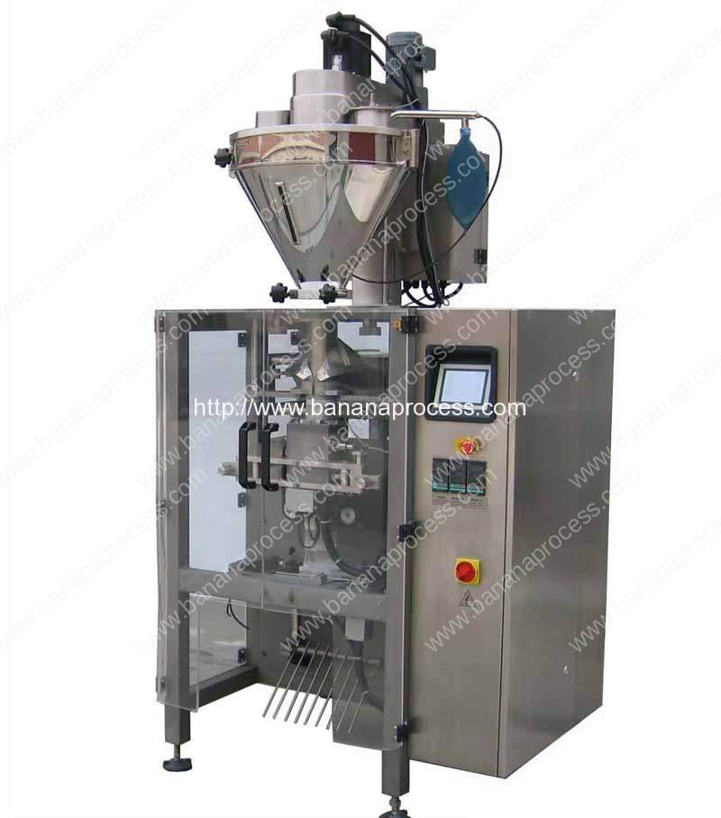Powder-Packing-Machine-with-Augar-Filler-Scaling-Device