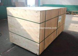 Double-Inlet-Green-Banana-Peeling-Machine-for-Thailand-Customer-Delivery-Package