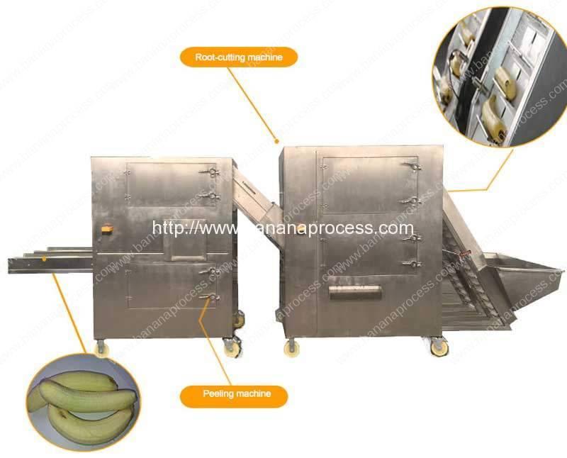 Automatic-Ripe-Banana-Root-Cutting-and-Ripe-Banana-Peeling-Machine