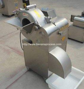 Banana Stem Cube Shape Dicer Cutting Machine for Sale