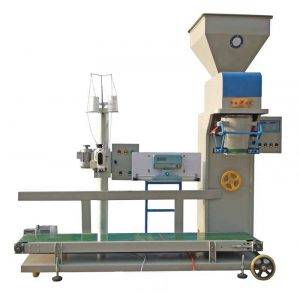 Automatic 25kg Banana Powder Weighting Packing Machine