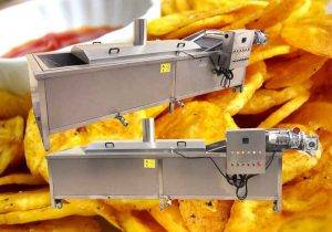 Automatic Plantain Chip Sugar Coating Machine