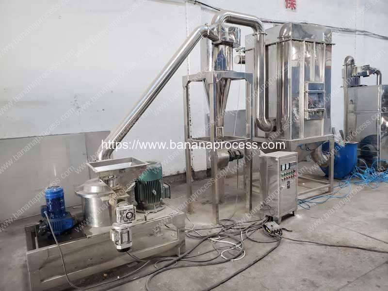 Full-Automatic-Continuous-Working-Plantain-Grinder-Machine