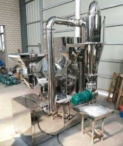 Integrated-Continuous-Automatic-Banana-Plantain-Powder-Grinding-Machine