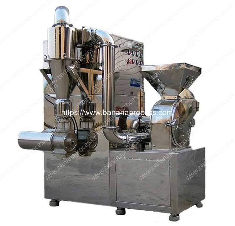 Integrated-Continuous-Plantain-Banana-Flour-Grinding-Machine