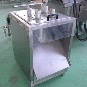 Vertical-Feeding-Round-Banana-Chips-Cutting-Machine