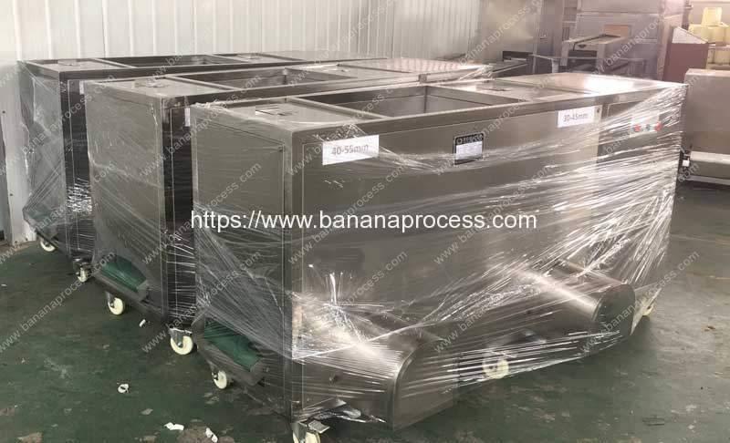 Double-Inlet-Green-Banana-Peeling-Machine-Deliver-for-El-Salvador-Customer