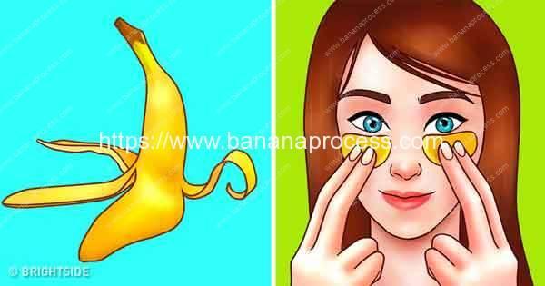 Banana-Peel-Reduce-Wrinkles