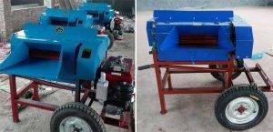 Diesel-Engine-Type-Banana-Tree-Fiber-Extracting-Machine