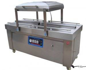 Double Chamber Banana Vacuum Packing Machine