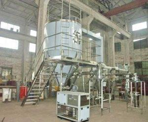 Automatic-Banana-Powder-Spray-Dryer-Machine