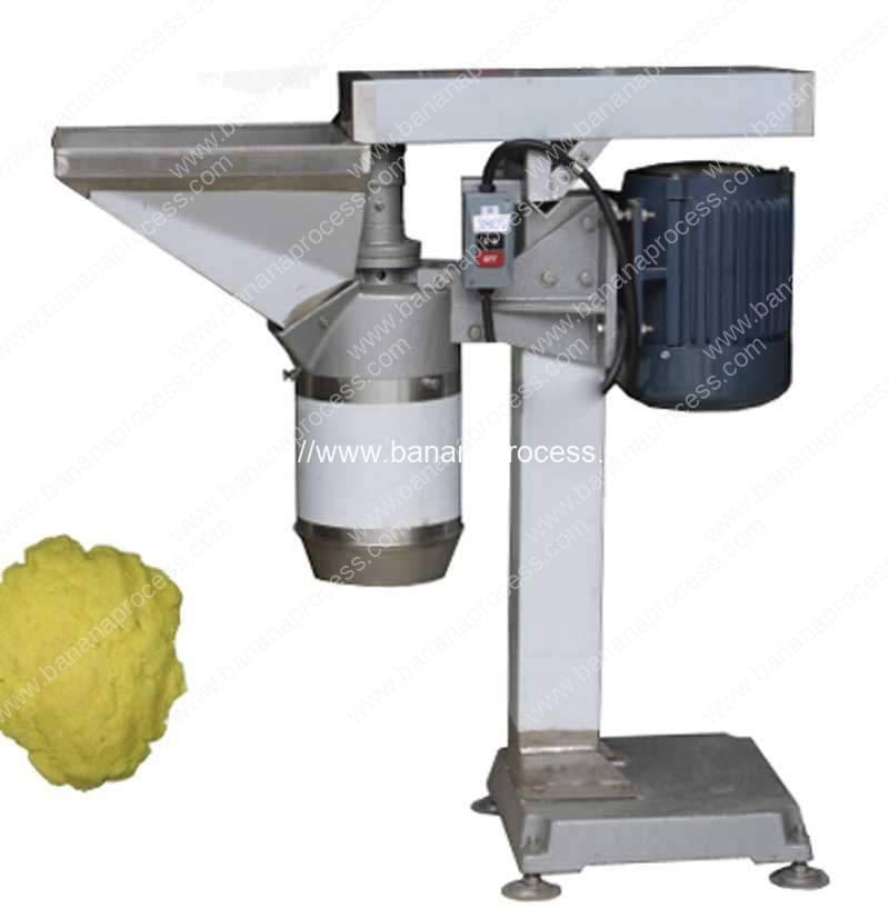Automatic-Coarse-Banana-Puree-Making-Machine
