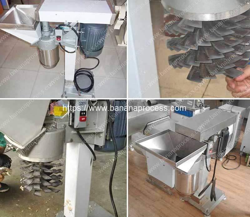 Automatic-Small-Coarse-Banana-Puree-Making-Machine