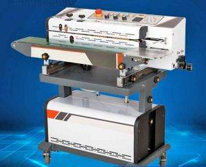 Banana Chips Sealing Packing Machine with Nitrogen Injection Function