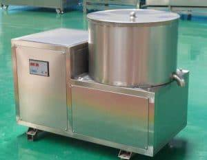 Centrifugal Type Plantain Chips Deoiling Machine