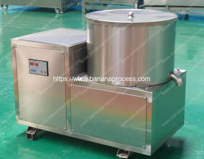 Centrifugal-Type-Plantain-Chips-De-oiling-Machine