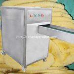 Automatic Banana Longitudinal Slicer Machine