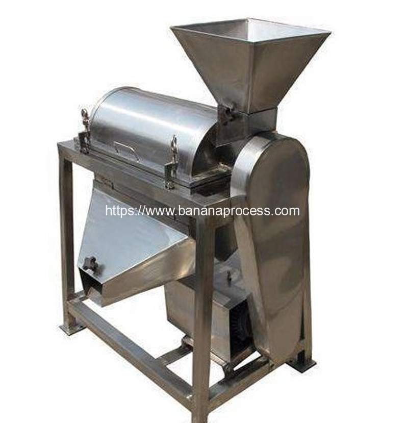 Automatic-Banana-Paste-Pulper-Machine