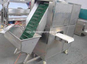 Automatic Feeding Ripe Banana Peeling Machine