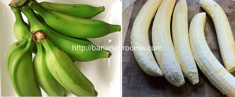Automatic-Green-Banana-Peeling-Machine