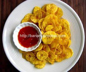 Frying-Plantain-Chips-Machine