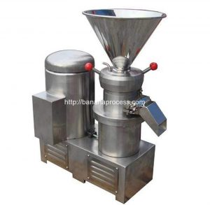 Full Stainless Steel Banana Jam Colloid Mill Machine