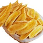 Full Automatic Frying Banana Long Strip Chip Production Line