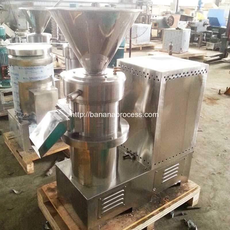 Stainless-Steel-Banana-Jam-Colloid-Mill-Machine