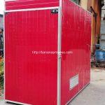 Natural Gas Heating Banana Chip Dryer Machine
