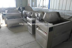 Automatic-Discharging-Banana-Chips-Frying-Machine