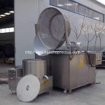 Semi-Automatic Banana Chip Frying Machine with Auto Discharge Function