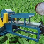 Automatic Banana Stem Fiber Extracting Machine