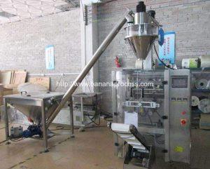 Automatic Banana Flour Powder Dosing Machine for Sale