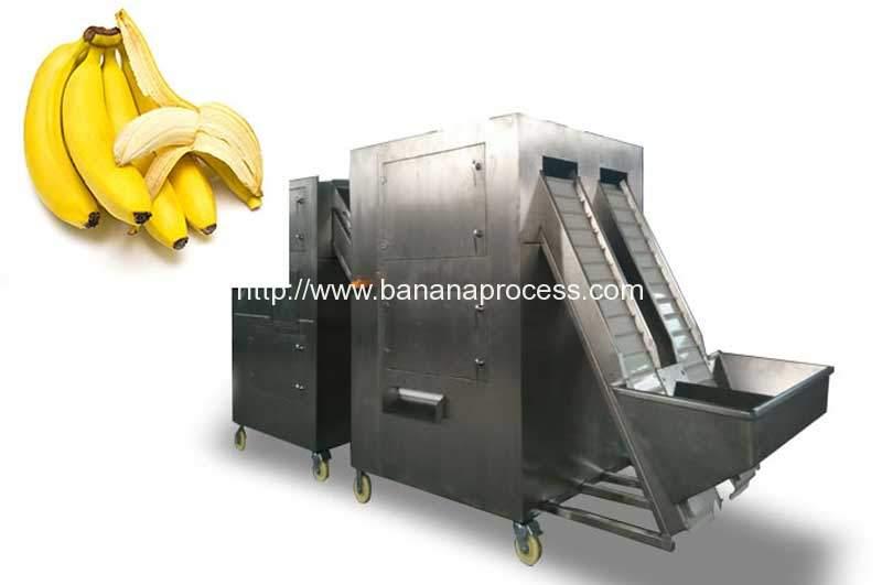 Automatic-Ripe-Banana-Stem-Cutting-and-Ripe-Banana-Peeling-Line