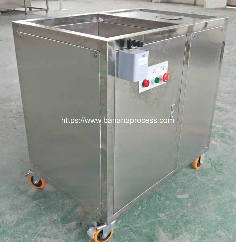 Automatic-Single-Inlet-Green-Banana-Peeling-Machine-for-Panama-Customer