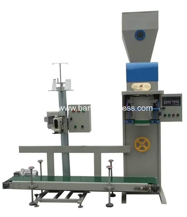 Automatic-25kg-Banana-Powder-Packing-Machine