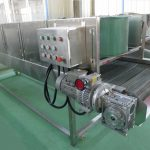 Automatic Plantain Chips Air Cooling Machine