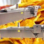 Automatic Plantain Chip Sugar Coating Machine